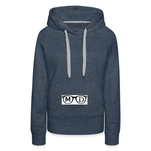 The Glasses - Women's Premium Hoodie