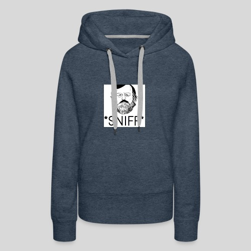Zizek Sniff - Frauen Premium Hoodie