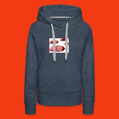 Sal'amis Vente!! =) - Sweat-shirt à capuche Premium pour femmes