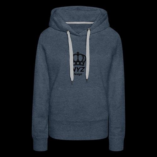 NYZ Design - Frauen Premium Hoodie