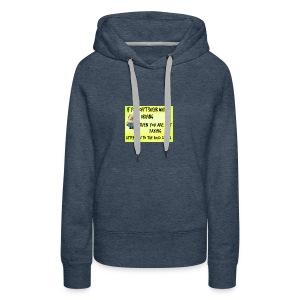 FB IMG 1521031393467 - Women's Premium Hoodie