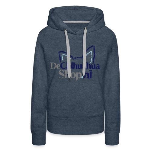 De Chihuahua Shop Logo - Vrouwen Premium hoodie