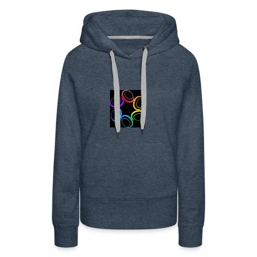Cricle of Life T-Shirt - Women's Premium Hoodie