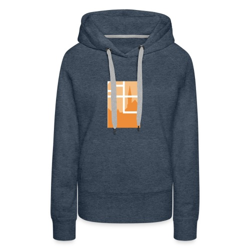 Logo-VZW-Sint-Lodewijk-jpg - Vrouwen Premium hoodie