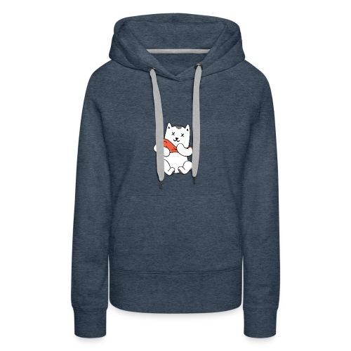 Winnie De Poes - Vrouwen Premium hoodie