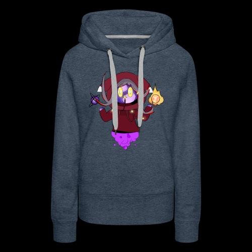 Magic Monster OvO - Women's Premium Hoodie