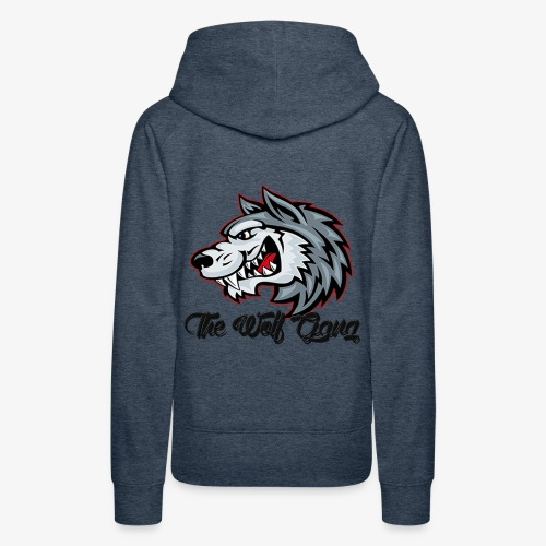 The Wolf Gang - Sweat-shirt à capuche Premium pour femmes