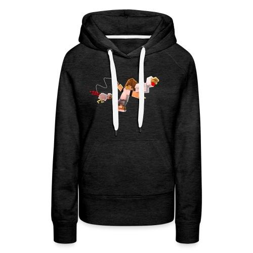 OMMIC_c_0001 - Frauen Premium Hoodie