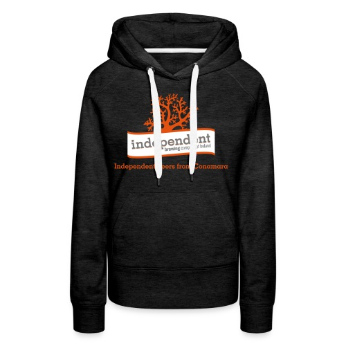 Independent Beers from Conamara - Women's Premium Hoodie