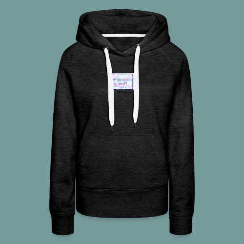 MY SUPERPOWER IS ANXIETY - Women's Premium Hoodie