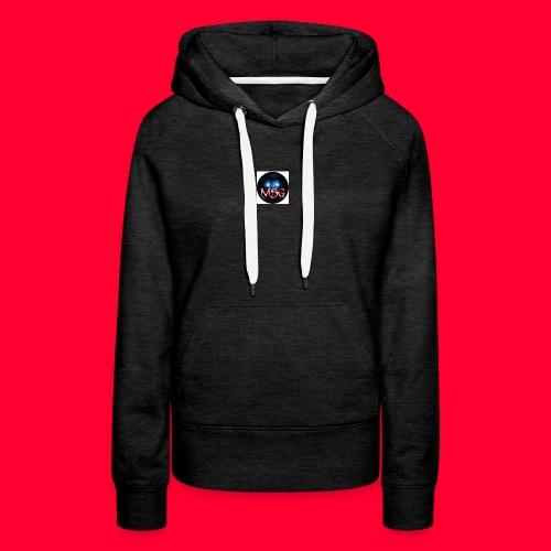 logo jpg - Women's Premium Hoodie