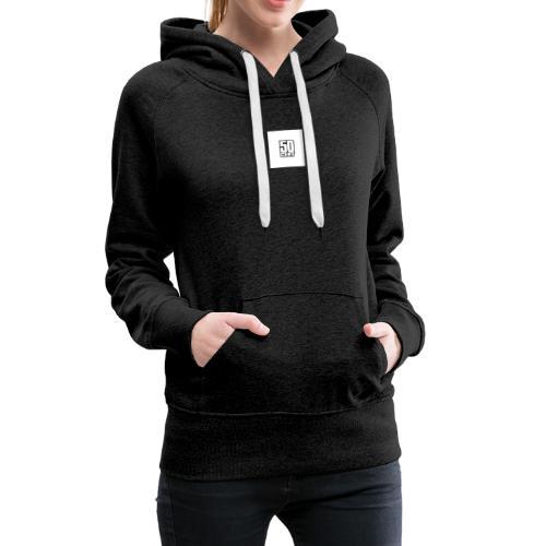 50 cent - Frauen Premium Hoodie