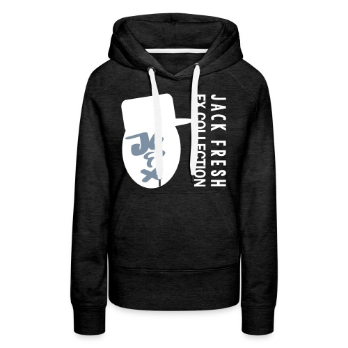 JFFX COLLECTION & NAME - Women's Premium Hoodie