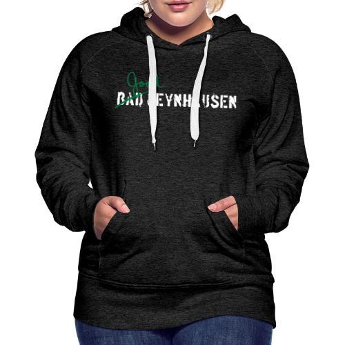 Good Oeynhausen- jetzt auch in Weiß - Frauen Premium Hoodie