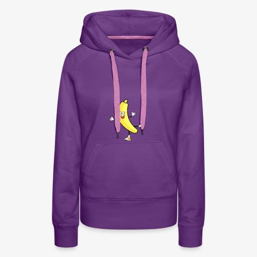 Banana - Women's Premium Hoodie