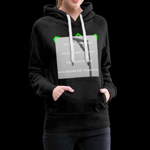 Emerald - Frauen Premium Hoodie
