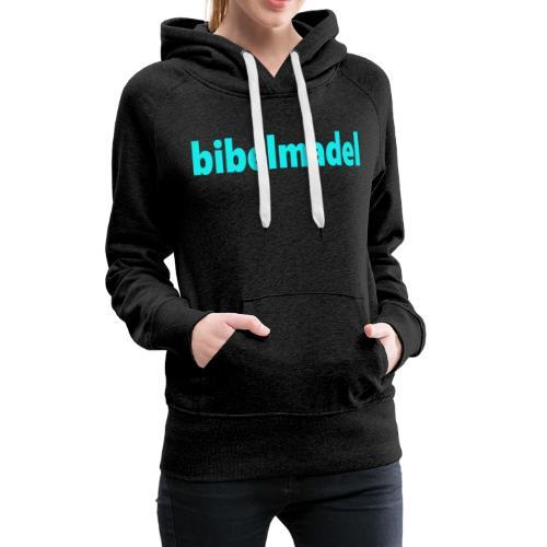 bibelmadel - Frauen Premium Hoodie