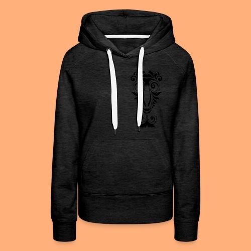 kaléïdoscope - Sweat-shirt à capuche Premium pour femmes