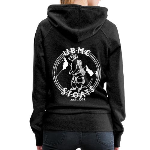 UBMC Stoat 19/20 - Women's Premium Hoodie