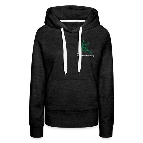 Regio UH tekst 2r tak - Vrouwen Premium hoodie