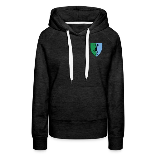 FC Ulzburg Logo - Frauen Premium Hoodie