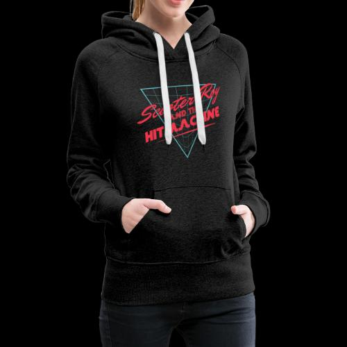ScooterRoy and the Hitmachine - Vrouwen Premium hoodie
