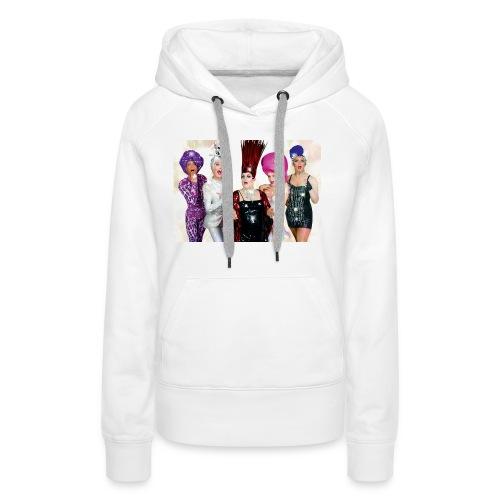 Covergirls - Frauen Premium Hoodie
