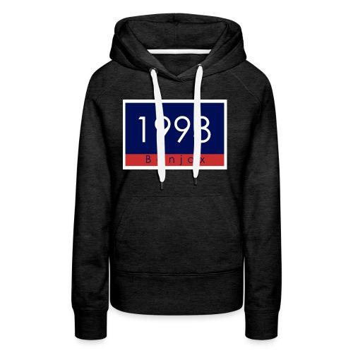 1993-1 - Frauen Premium Hoodie