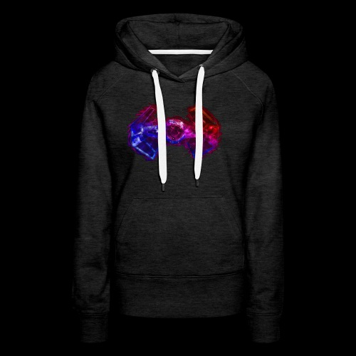 Tie Fighter - Women's Premium Hoodie