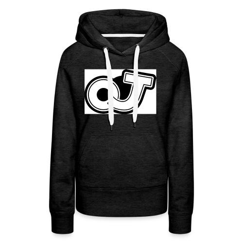 OJ_logo - Vrouwen Premium hoodie