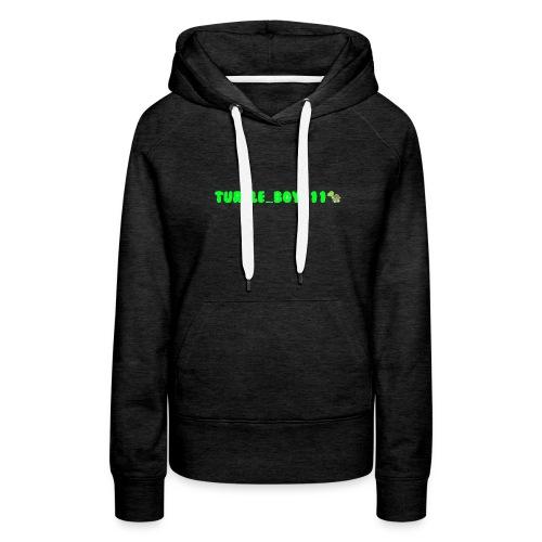 Turtle_Boy211 - Women's Premium Hoodie