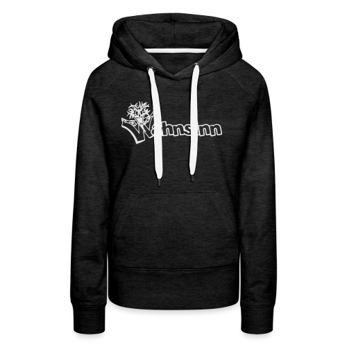 Wahnsinn Logo - Vrouwen Premium hoodie