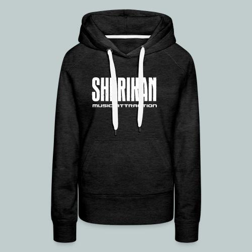 Sherikan logo - Premiumluvtröja dam