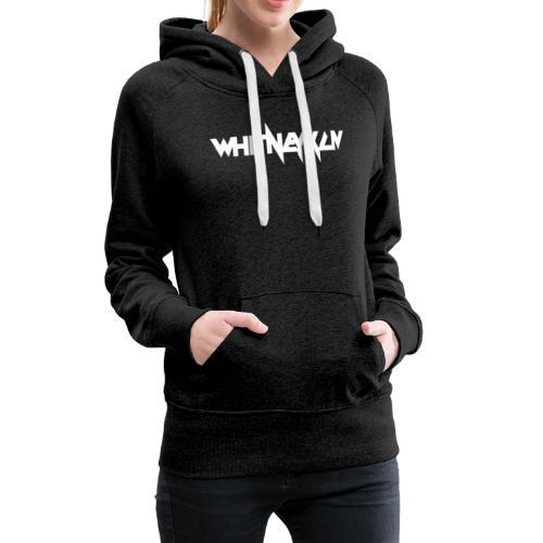 whitney xciv 4000x - Vrouwen Premium hoodie