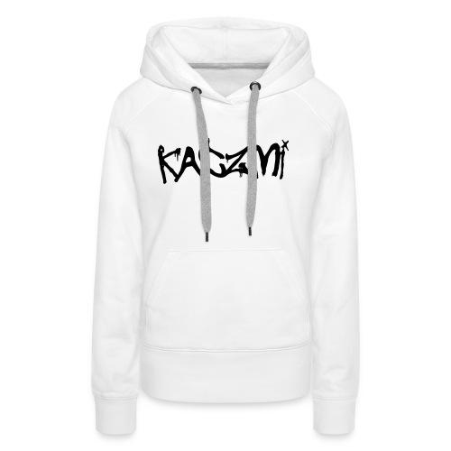 kaczmi - Bluza damska Premium z kapturem
