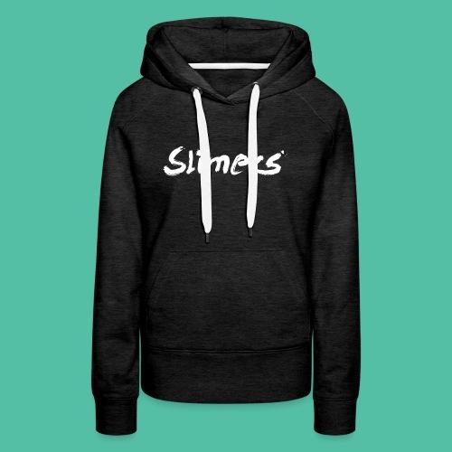 Slimers casquette - Sweat-shirt à capuche Premium pour femmes