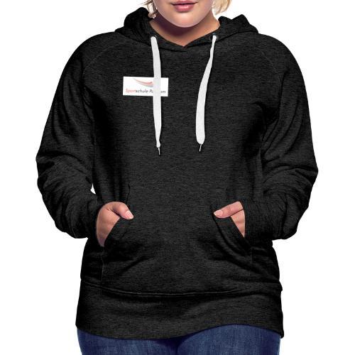Hoddy mit Sportschullogo - Frauen Premium Hoodie