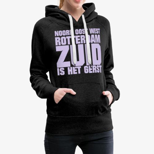 gerst - Vrouwen Premium hoodie