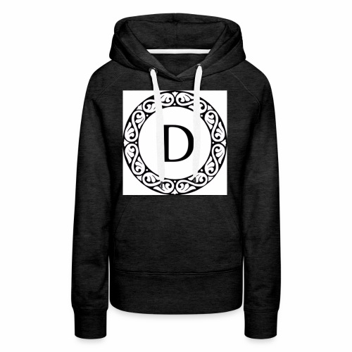 DusTT logo - Women's Premium Hoodie