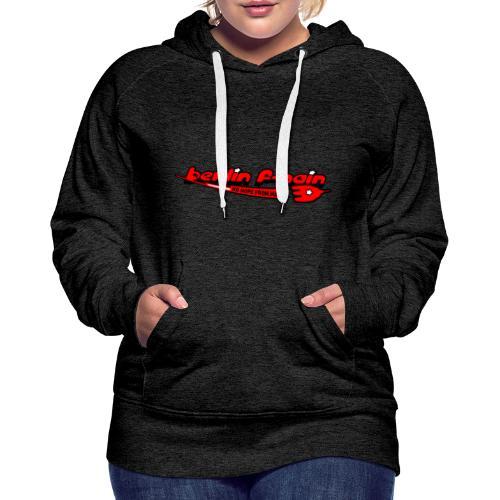 Berlin F-hain - Frauen Premium Hoodie