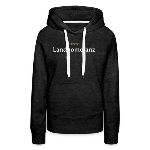 Landpomeranz (Köln/Kölsch/Karneval) - Frauen Premium Hoodie