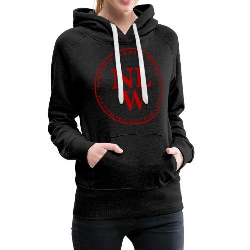 IMG 3485 - Dame Premium hættetrøje