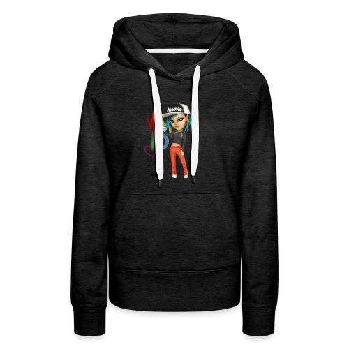 Maya - door Momio Designer Cat9999 - Vrouwen Premium hoodie