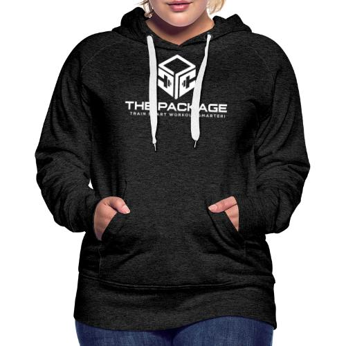THE PACKAGE - Frauen Premium Hoodie