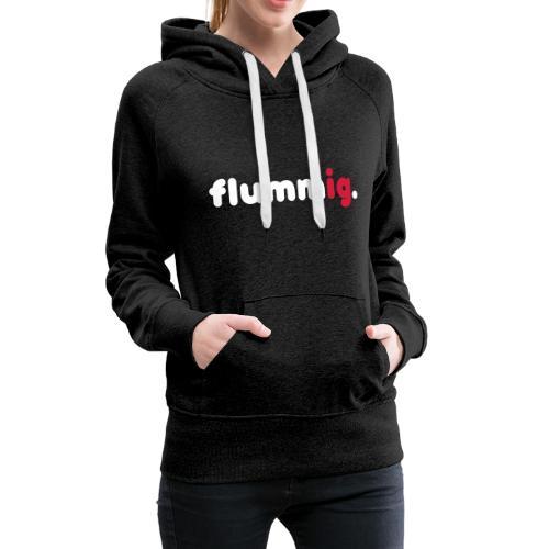 FLUMMIG. - Premiumluvtröja dam