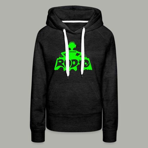 DJ Producer T-Shirt E-Rocker - Frauen Premium Hoodie