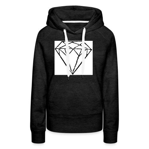Diamond - Premiumluvtröja dam