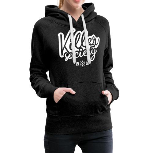 KLLR - Frauen Premium Hoodie