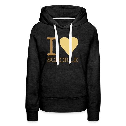 SchorleLiebe - Frauen Premium Hoodie