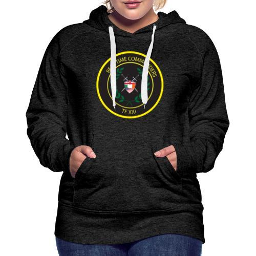 TASK FORCE 21 - Women's Premium Hoodie